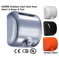 Stainless steel hand dryer,AK2800