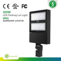 200W Parking lot light LED street light
