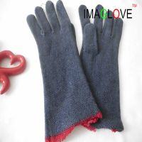 100% Cotton Knitted Leather Glove lining