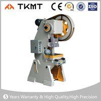 J23 power press automatic punching machine