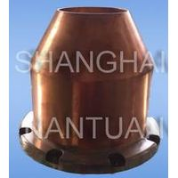 Seamless copper tail tube sheath with flange for cable end NTSCTT-TT001