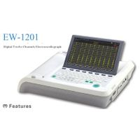 12 channel ECG