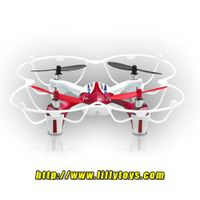 TU-11 2.4G 6-Axis 4-Channel RC UFO Quadcopter