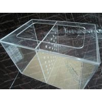 FT (8) simple structure acrylic aquarium fish tank