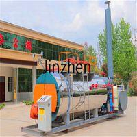 industrial 2 t 2000 kgh 2 ton 150 psi diesel oil steam boiler for jam manufacturing thumbnail image