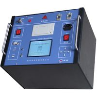 CT6000 anti-interference precision dielectric loss measuring instrument