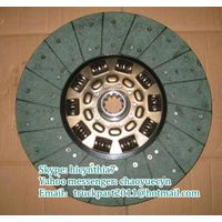 Original Clutch Disc DZ1560160012 For HOWO, SHANXI, JAW