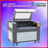 YQ-L9060leather laser cutting machine thumbnail image