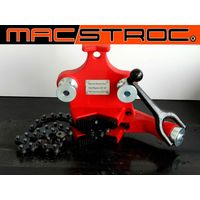 "MACSTROC Pipe Vise 1/8""-6"""