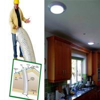customized size flexible non electrical tubular skylight light kit daylight system thumbnail image