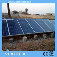 Nice Quality Suntech 265W Poly Solar Panel Included Battery With Good Price