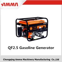 AMMA brand surprising price doctorial generator stirling orange color 170F gasoline engine generator