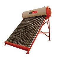 SP-R Integrated lower pressure Solar water heater
