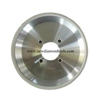 Vitrified Diamond Grinding Wheel for Carbide Tools