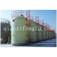 FRP/GRP Fiberglass tanks