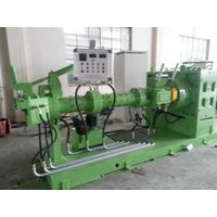 Cold feeding rubber extruder machine thumbnail image