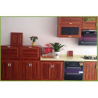full aluminium mothproof waterproof kitchen cabinets