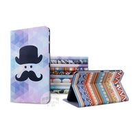 Fashion beautiful smart cover For Samsung Galaxy Tab S 8.4 T700 cartoon cute leather case ultra thi