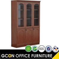 Bookcase /luxury wooden bookcases GB728-3