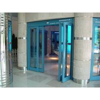 Compact Slide Operator with Innovative Design for Commercial Entrances