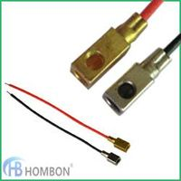 Brass Connector for Wire Soldering