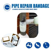 Quick Wrap Emergency Pipe Repair Armor Wrap Bandage