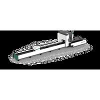 CNC 1500w carbon steel stainless steel fiber laser metal tube pipe cutting machine thumbnail image