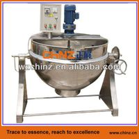 Tilting type mixing jacketed boiler