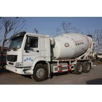 HOWO concrete mixer truck 12m³