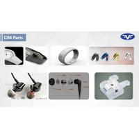 Watch band, watch frame, wristband, connectors, earbud, teeth socket