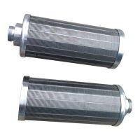 Wedge Wire Wedge Wire Profile Bar Screen Cylinder thumbnail image