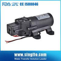 SINGFLO 2.0L/M 24V Small agriculture knapsack power sprayer pump