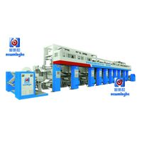 800-A8 wallpaper high-speed printing and foaming production line(non-woven fabrics specialised)