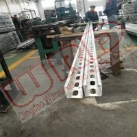 Galvanized Unistrut Channel