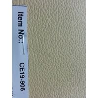 CE19-906 abrasion resistance PVC leather