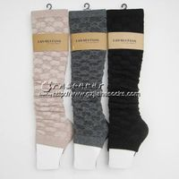 Chunky Arcylic Leg warmers from China Factory