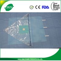 Knee Arthroscopy Surgical Drape