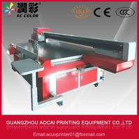 2016 new coming glass printer