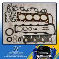 diesel engine cylinder full gasket kit/overhaul gasket kit for VOLVO engine