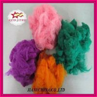 100% recycled polyester fiber