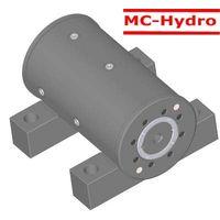 hydraulic rotary actuator