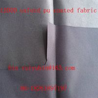 1200d oxford fabric pu coated fabric bag luggage