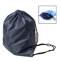 Folding Sport Backpack Drawstring Bag Home Travel Storage Use