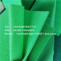 Round tube-shaped white filter sponge for water absorption and pollution, pool pipe cleaning filter thumbnail image