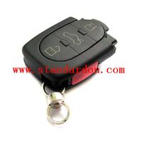 4D0 837 231 N Flip REMOTE KEY Full Car Key 433MHz with ID48 Transponder Chip For A3, A4, A6, TT thumbnail image