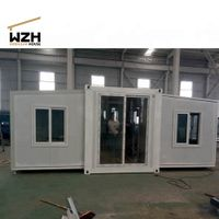 Flat Pack Foldable and Expandable Container House for Granny thumbnail image
