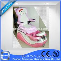 Doshower zero gravity pedicure massage chair of whale spa pedicure chair for kids thumbnail image