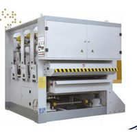 Three Heads wide belt sanding machine for making plywood