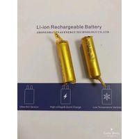 13450 3.7v 800mAh rechargeable battery OEM/ODM