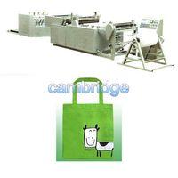 None Woven fabric bags making machine thumbnail image